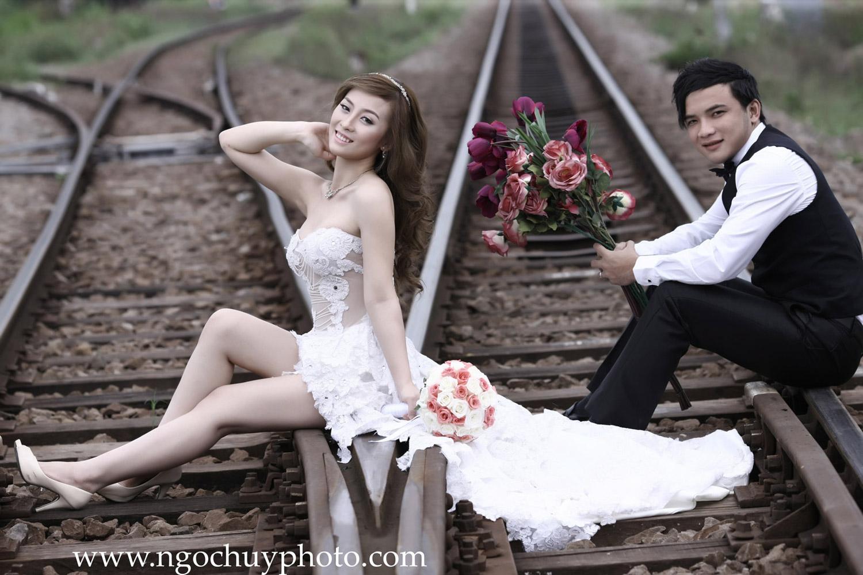 Dịch vụ cho thuê áo cưới đẹp với nhiều mẫu mới