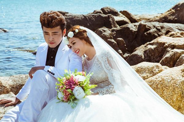 Diễn viên Phương Hằng sắp lên xe hoa với nam ca sĩ Anh Tâm