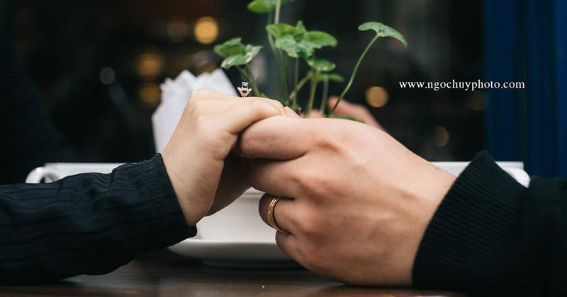 Gợi ý tạo dáng chụp hình đẹp cho các cặp đôi