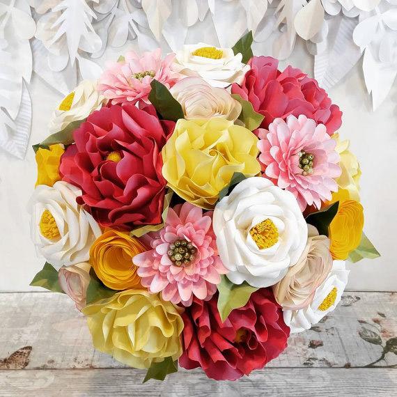 dịch vụ hoa cưới đẹp
