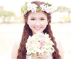 Hoa cưới đẹp cho tháng 3