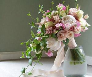 Hoa cưới đẹp nhất 2015