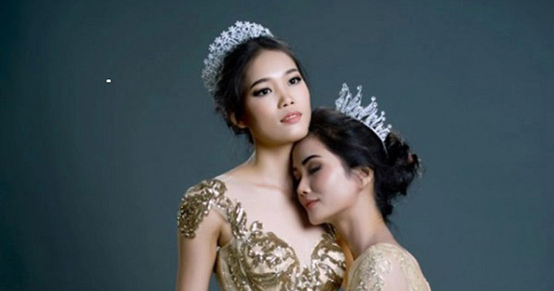 3 mẫu váy cưới đẹp cho cô dâu da nâu như hoa hậu H