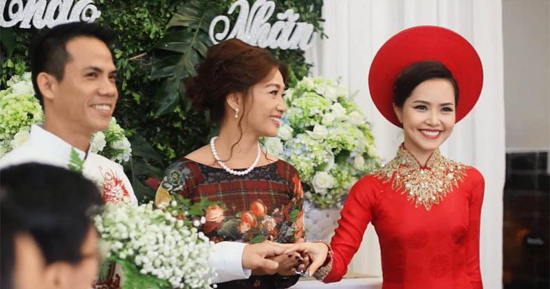 Hong Thao & Khac Nhan Ceremony