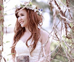 Kiểu tóc cưới được yêu thích nhất 2013