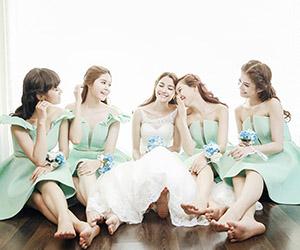 Kinh nghiệm chụp hình cưới cùng hội bạn thân