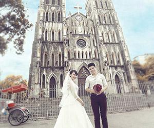 Kinh nghiệm chụp hình cưới tại Hà Nội