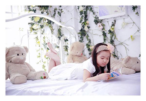 Lưu giữ khoảng khắc con yêu tại Ngọc Huy Studio