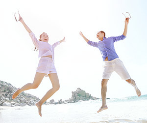 Mặc gì khi đi chụp hình cưới ở biển?