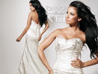Mẫu áo cưới đẹp cho năm 2013