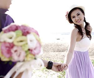 Mẹo trang điểm để chụp hình cưới