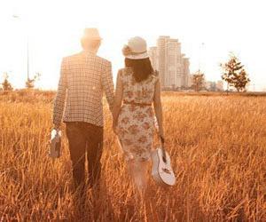 Mùa thu: thời điểm chụp hình cưới lý tưởng