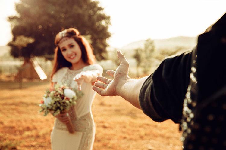 Ngất ngây với bộ ảnh cưới