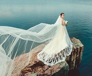 Ngọc Huy Bridal Collection 2016: Sang trọng và tinh tế