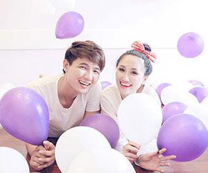 Ngọc Huy Studio dành tặng kỳ trăng mật ngọt ngào tại The Sailing Bay Beach Resort