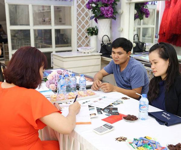 Sự kiện Hái Lộc đầu Năm tại Ngọc Huy Studio
