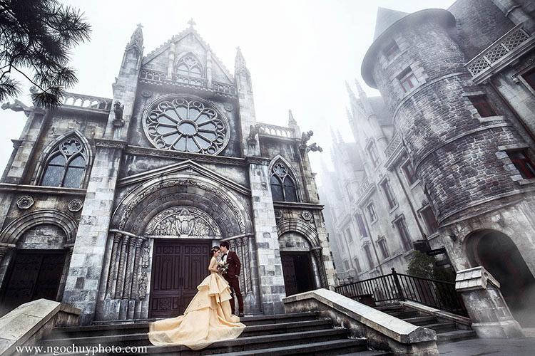 Hái lộc đầu Xuân - Săn album cưới 0 đồng và nhận ngay lì xì cặp nhẫn cưới giá trị