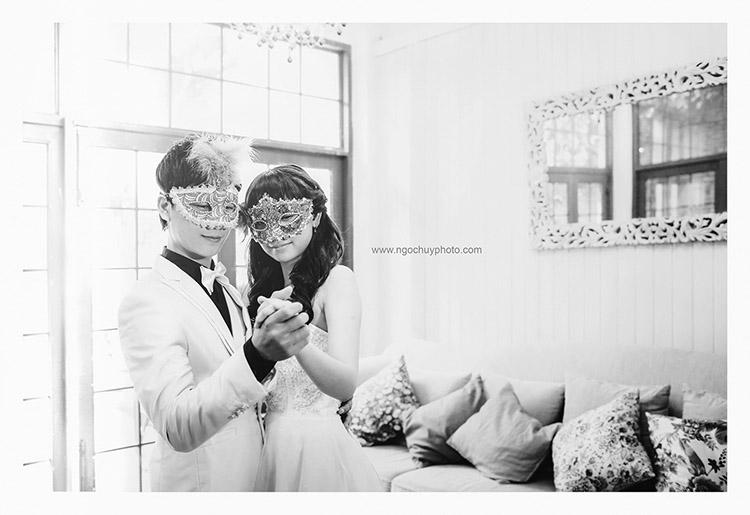 Ngọc Huy Studio: Người đi đầu với những album cưới độc đáo