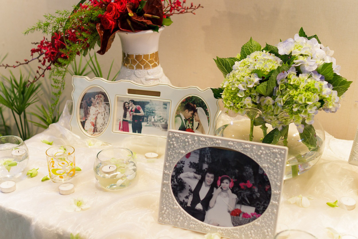 Ngọc Huy Studio tham gia Triển lãm Marry Wedding Day