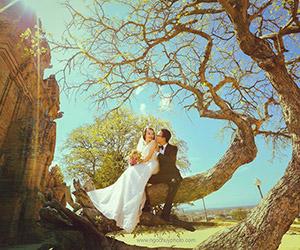 Những địa điểm chụp hình cưới đẹp nhất ở Phan Rang