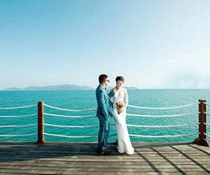 Những địa điểm chụp hình cưới đẹp nhất vào mùa hè