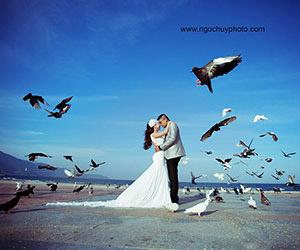 Những địa điểm chụp ảnh cưới đẹp tại Đà Nẵng - Hội An