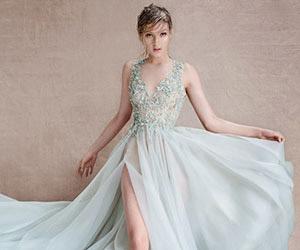 Mẫu áo cưới hot nhất 2015