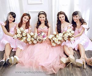 Những mẫu hoa cưới đẹp nhất cho mùa cưới thu đông 2015