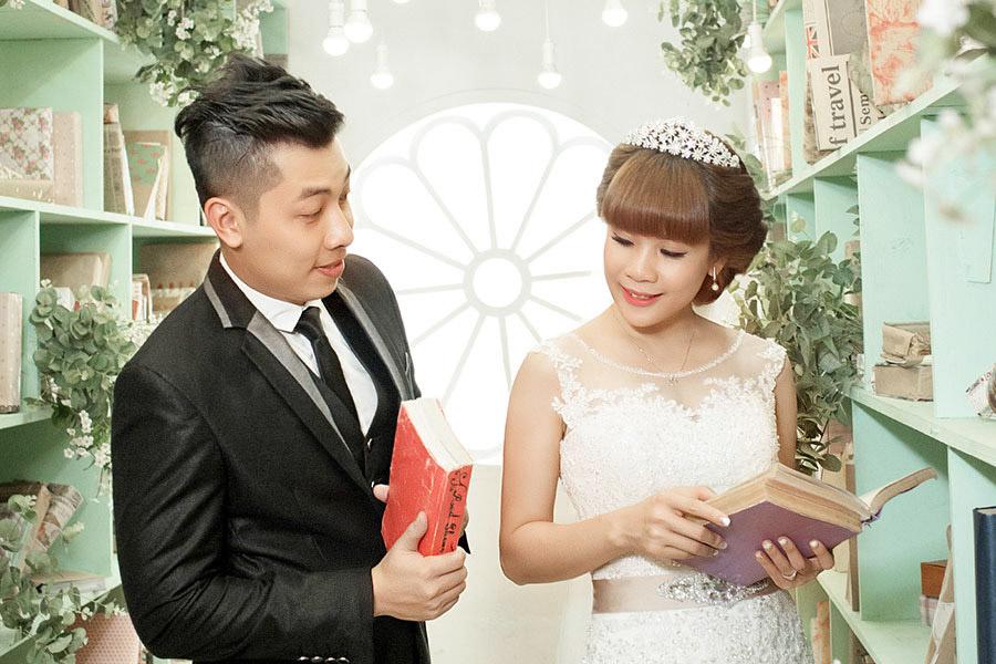 Album cưới đẹp Sài Gòn