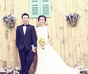Phim trường chụp hình cưới ở Sài Gòn