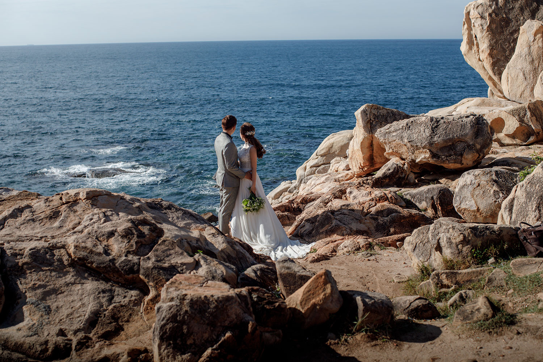 """5 phong cách chụp ảnh cưới 2019 """"siêu chất"""" cho các cặp đôi"""