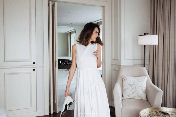 Poxi -  Chiếc váy cưới của sự tao nhã và tinh tế