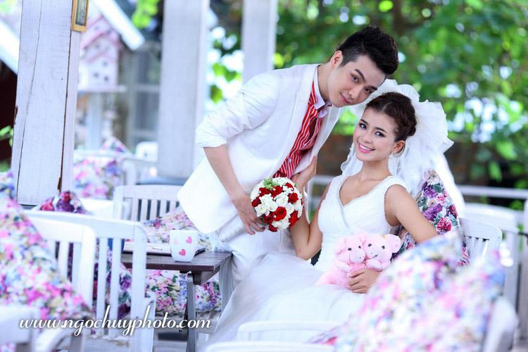 Quán cafe chụp hình cưới đẹp