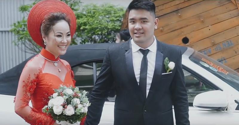 Wedding Clip Hữu Nghĩa & Kiều Diễm