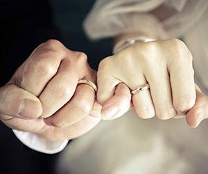 Tặng ngay cặp nhẫn cưới SBJ khi đến với Ngọc Huy Studio tại Love Paradise
