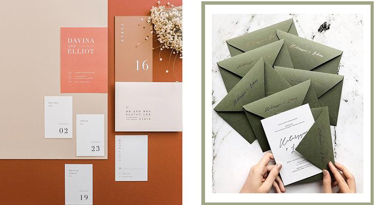Thiệp mời đám cưới sáng tạo đáng để bạn tham khảo