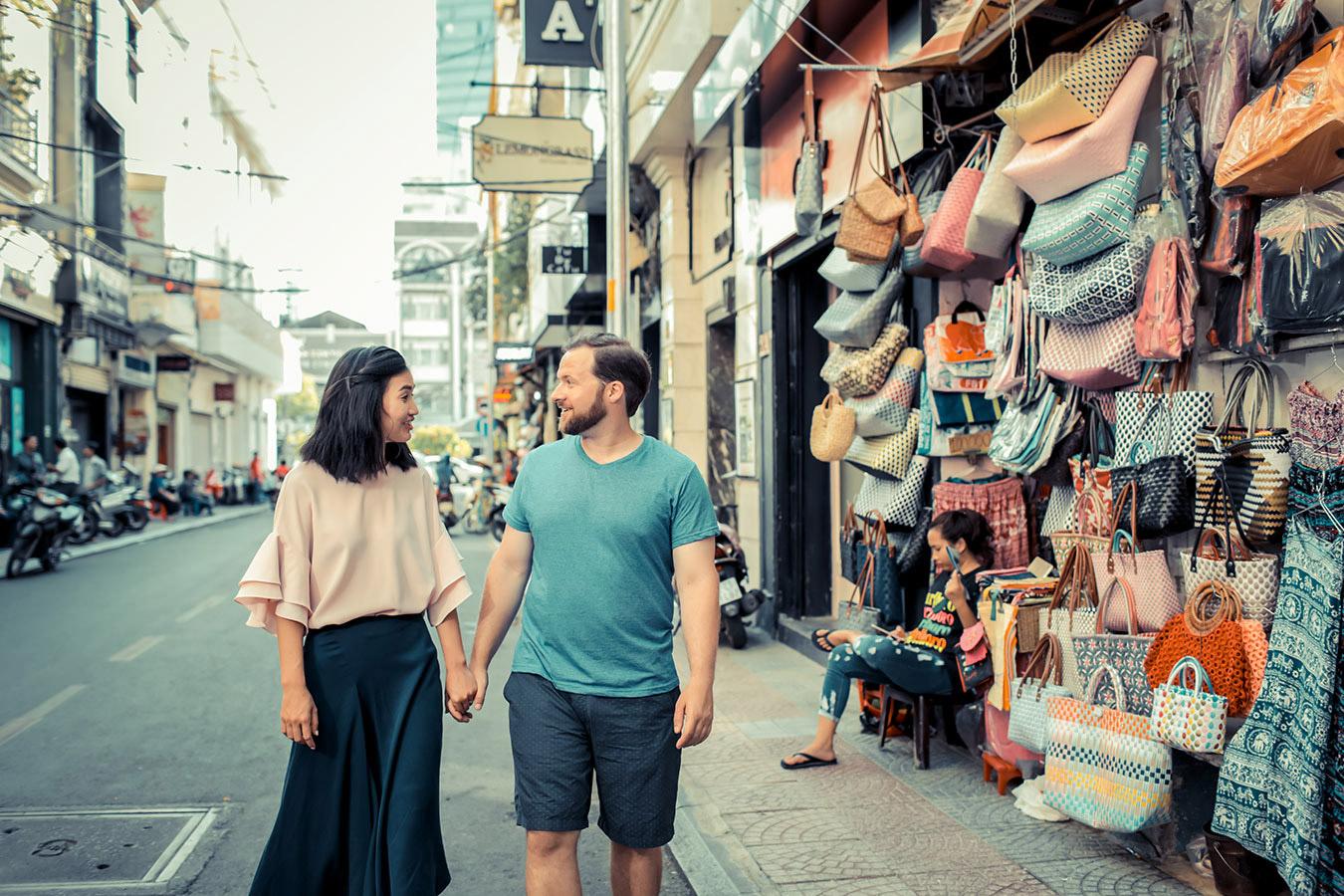 Cuộc thi Tìm kiếm cặp đôi đại diện Ngọc Huy Studio