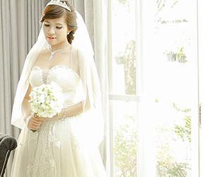 Tổng hợp những mẫu áo cưới đẹp nhất 2014
