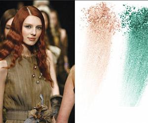 Trang điểm cô dâu phù hợp với màu tóc