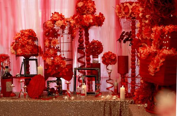 Trang trí - Tổ chức tiệc cưới