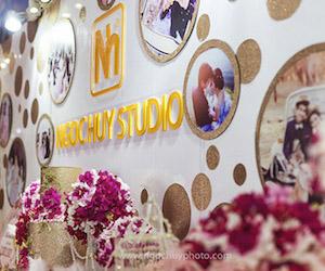 """Gian hàng Ngọc Huy Studio tiếp tục thắng lớn tại Triển lãm Cưới """"Dạ Vũ Tình Yêu"""""""