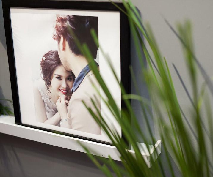 """Ngọc Huy cùng """"Nguồn yêu"""" bên bạn trong ngày cưới"""