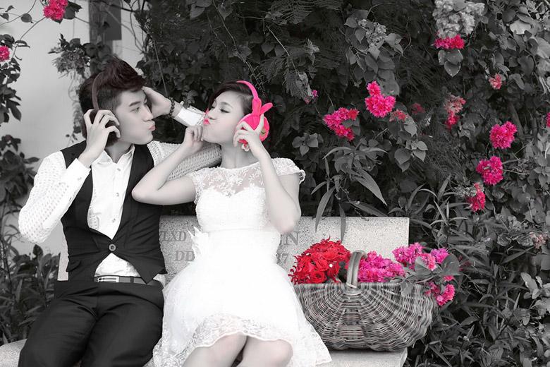 Tư thế chụp hình cưới đẹp nhất