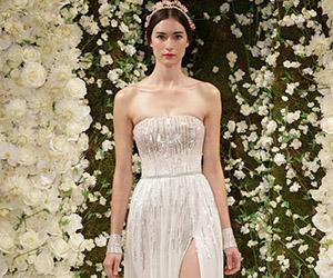 Xu hướng áo cưới cô dâu mùa Thu