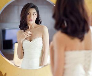 Tuyệt chiêu chọn áo cưới có phần cổ hợp dáng người