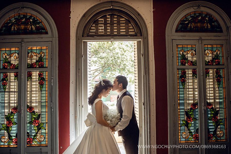 Album ảnh cưới Bảo Tàng TPHCM