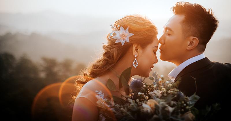 Bí kíp chụp ảnh cưới nhất định phải xem qua