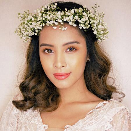 4 xu hướng makeup cưới