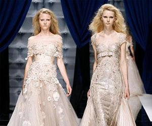 Xu hướng váy cưới thu đông