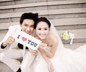 Xu hướng ảnh cưới 2014